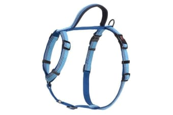 Halti Walking Harness (Blue)