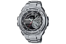 Casio G-Shock G-Steel Ana-Digital Watch - Steel Black (GST210D-1A)