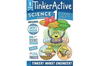 Tinkeractive Workbooks - 1st Grade Science
