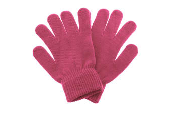 ProClimate Inspirations Womens Magic Gloves (Pink)