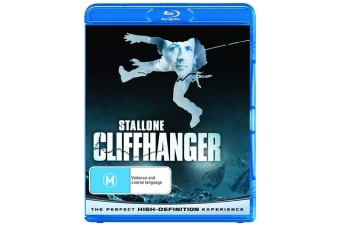 Cliffhanger Blu-ray Region B
