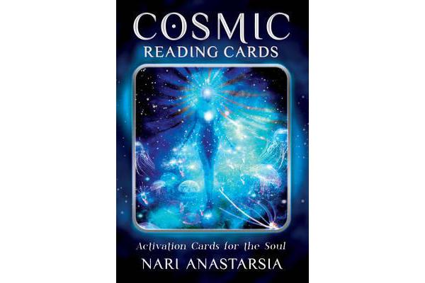Cosmic Reading Cards - Activation Cards for the Soul