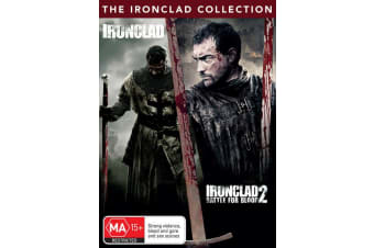 Ironclad / Ironclad 2 Battle for Blood DVD Region 4