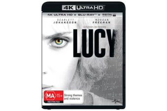 Lucy 4K Ultra HD Blu-ray Digital Download UHD Region B