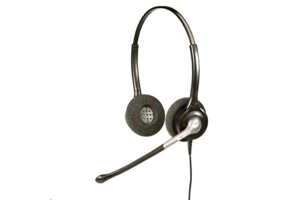 Addcom ADD330 Binaural Headset with Noise Cancelling Mic