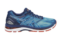 ASICS Men's Gel-Nimbus 19 Running Shoe (Diva Blue/White/Indigo Blue)