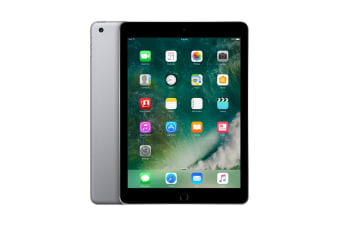 Apple iPad 2017 (128GB, Wi-Fi, Grey)