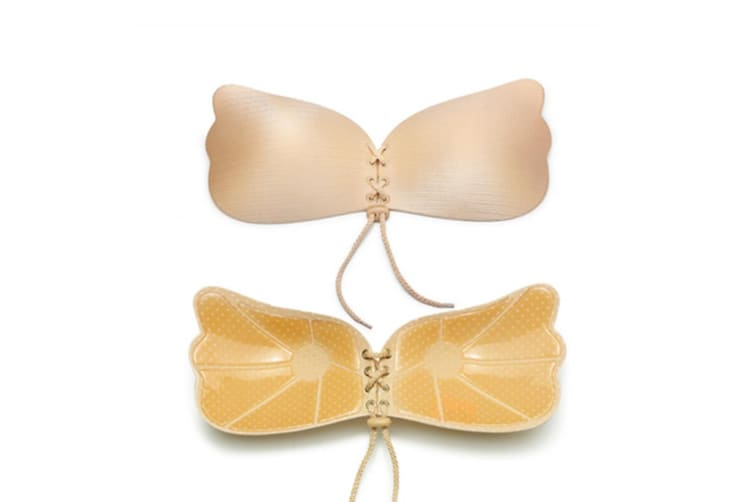Strapless Bra Self Adhesive Silicone Invisible Push-up Bras