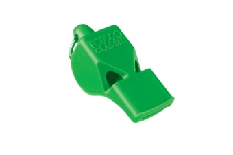 Fox 40 Classic Whistle Neon Green