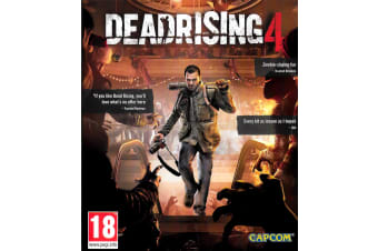 DEAD RISING 4 XB1 Xbox One Game - Disc Like New