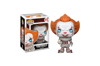 IT (2017) - Pennywise with Boat Pop! Vinyl Figure