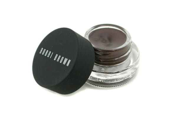 Bobbi Brown Long Wear Gel Eyeliner - # 23 Black Mauve Shimmer Ink (3g/0.1oz)