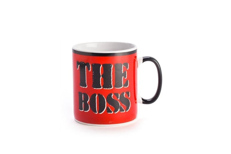 The Boss Giant Ceramic Coffee Mug - 900ml | tea cup big large enormous