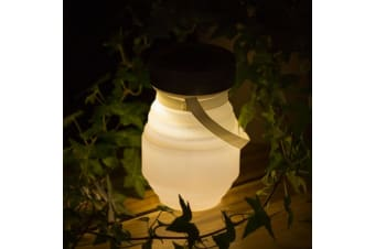 Collapsible Solar-Powered Travel Lantern Light | Folds To 5.8 x 8cm!