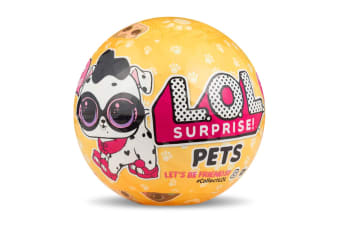 LOL Surprise Pets Series 3 Wave 1