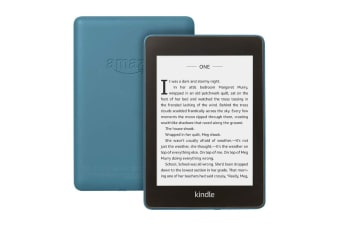 Amazon Kindle Paperwhite (Waterproof Edition, 32GB, Twilight Blue)