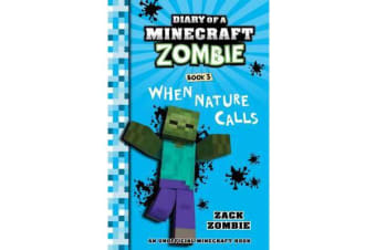 Diary of a Minecraft Zombie - #3 When Nature Calls