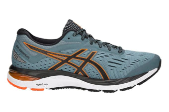ASICS Men's Gel-Cumulus 20 Running Shoe (Ironclad/Black)