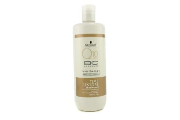Schwarzkopf BC Time Restore Q10 Conditioner (For Mature and Fragile Hair) (1000ml/34oz)