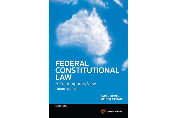 Federal Constitutional Law - A Contemporary View
