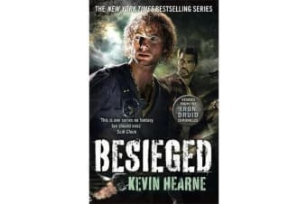 Besieged - Stories from the Iron Druid Chronicles