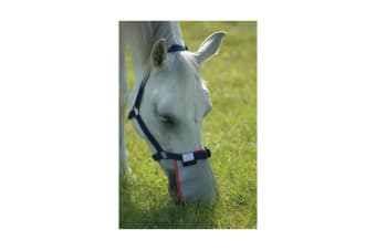 Equilibrium Field Relief Horse Muzzle Protector (Grey/Red)