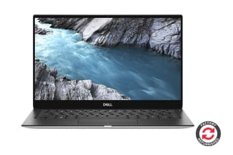 "Dell XPS 13 9380 13.3"" 4K UHD Touch Screen Laptop (i7-8565U, 16GB RAM, 512GB SSD, Silver) - Certified Refurbished"