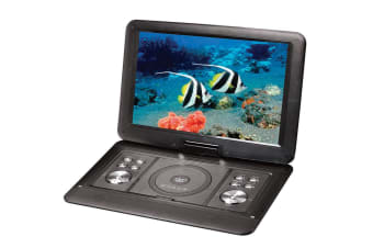 "Lenoxx 15.4"" Swivel Portable DVD Player"