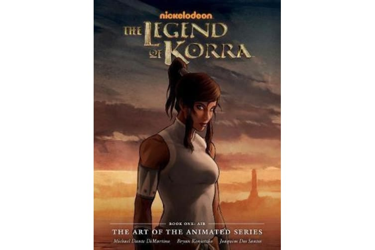 Legend Of Korra, The - The Art Of The Animated Series Book One