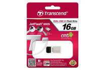 Transcend OTG USB 3.0 Flashdrive Product Sheet