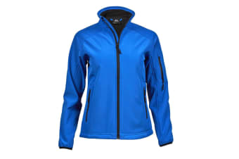 Tee Jays Womens/Ladies Performance Softshell Jacket (Sky Diver) (L)