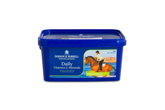 Dodson & Horrell Daily Horse Vitamins & Minerals (May Vary) (2kg)