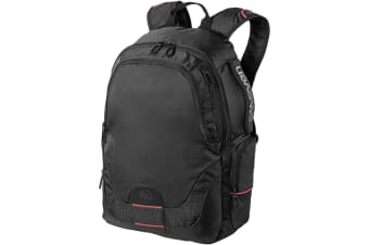 Elleven Motion 15in Laptop Daypack (Solid Black) (31 x 13.5 x 45 cm)