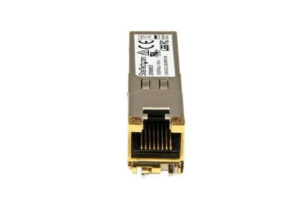STARTECH HP JD089B 1000Base-T SFP Transceiver