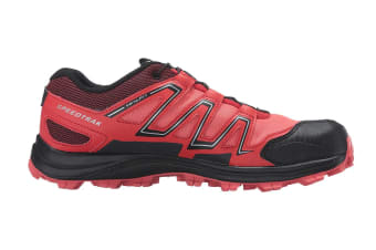 Salomon Women's Speedtrak (Coral Punch/Black, Size 4.5)
