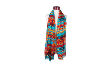 Noble Outfitters Womens/Ladies Fearless Scarf (Navajo)