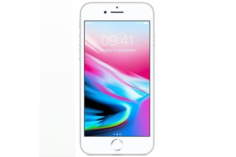 Used as Demo Apple Iphone 8 Plus 256GB Silver (Local Warranty, 100% Genuine)