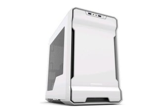 Phanteks Enthoo Evolv IT ITX Chassis, with Window White Edition