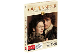 Outlander: Complete Season 1&2 DVD