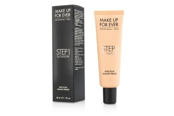 Makeup For Ever Step 1 Skin Equalizer - #8 Radiant Primer (Peach) 30ml/1oz