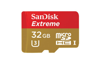 SanDisk Extreme microSD 95Mb/s Class 10 UHS-I SD Card