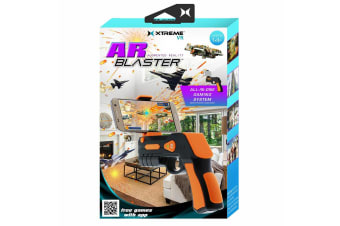 Xtreme VR AR Gun Blaster Bluetooth Control Shooting for Android/iOS Smartphones