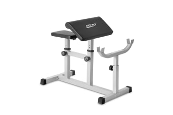 Genki Professional Adjustable Weight Bench for Arm Muscle