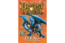 Beast Quest: Ferno the Fire Dragon - Series 1 Book 1