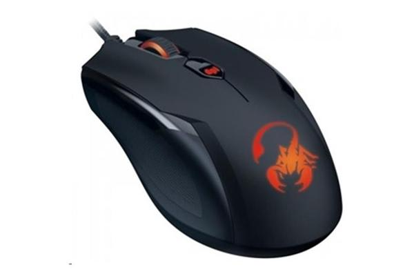 Genius GX Ammox X1-400 4-Button 3200DPI Optical Wired Mouse