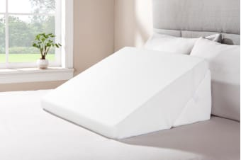 Ovela Memory Foam Bed Wedge Pillow