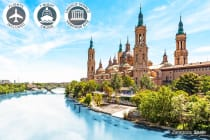 EUROPE: 15 Day Spain Tour with Western Mediterranean Cruise for Two Including Flights
