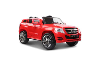 Mercedes Benz Style ML450 Electric Car Toy (Red)