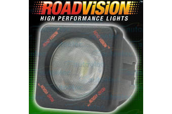 ROADVISION LED HIGH POWER WORK LIGHT LAMP MEDIUM BEAM 12 12V 24 24V NEW 1100EL