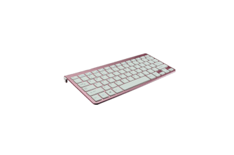 Wireless Compact Portable Keyboard - Rose Gold Gold Wireless